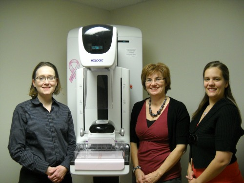 Digital mammography now offered at Johnson County Hospital