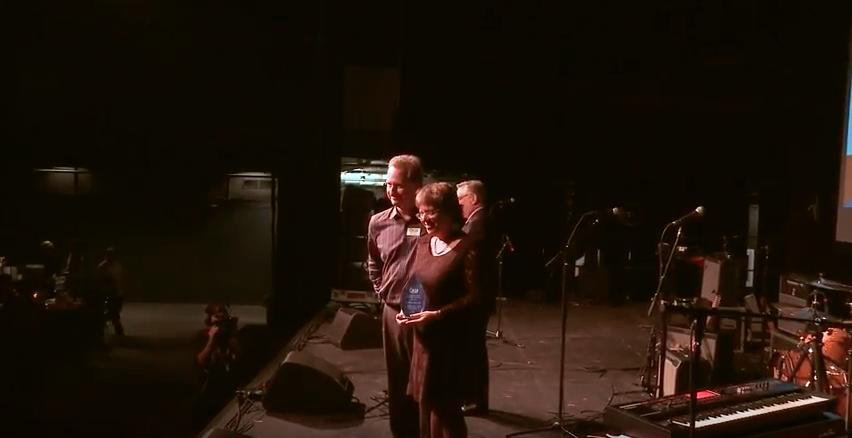 Austin Icon for Children Award - Barri Rosenbluth