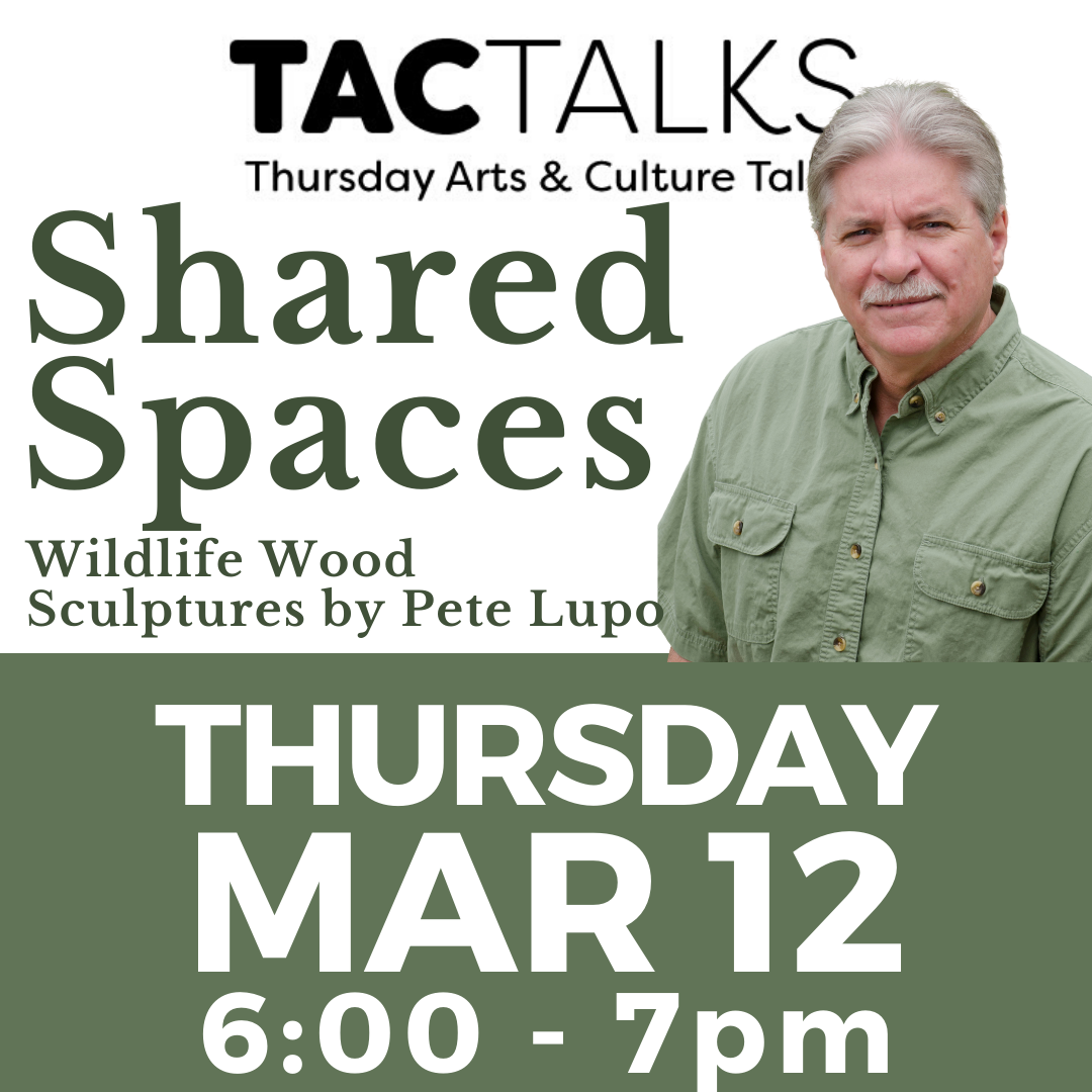 RESCHEDULED to March 12th | TAC Talk