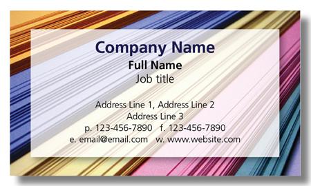 Model #016: Kwik Kopy Design and Print Centre Halifax Business Cards