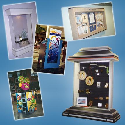 Custom Display Units (Photo Gallery)