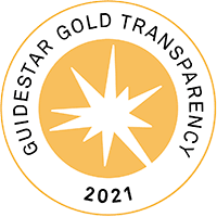 GuideStar Gold Transparency: 2021