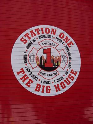 San Diego Fire Station
