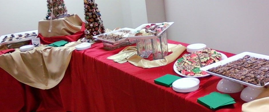 Now Booking Holiday Catering !
