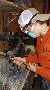 Sound Business: Teenager Makes Duck Calls