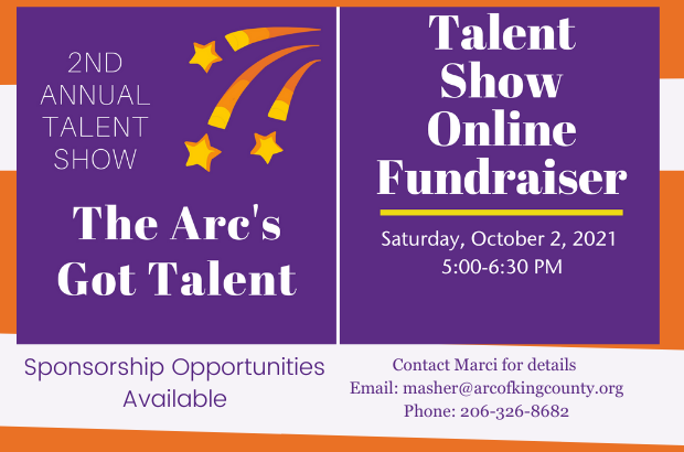 The Arc's Got Talent Show Fundraiser