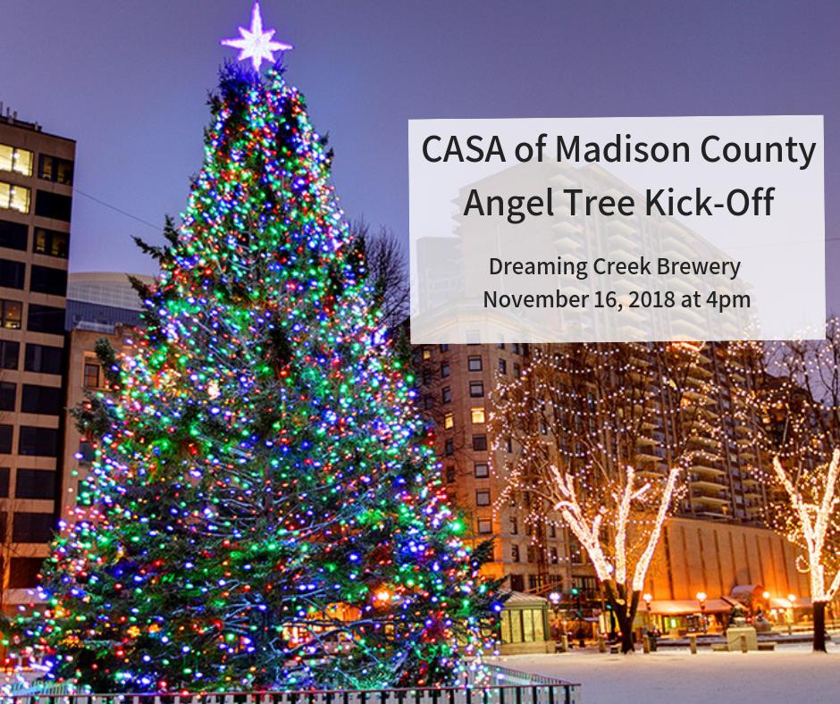 CASA Giving Tree Kick Off