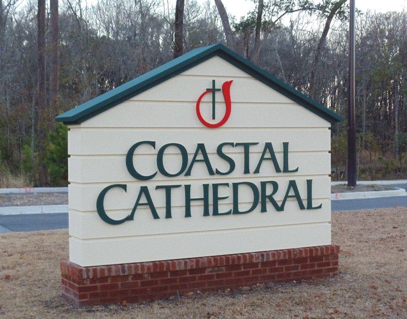 Coastal Cathedral