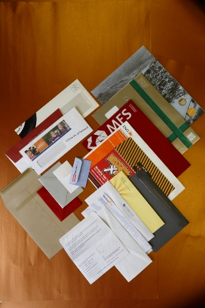 All types, all sizes of Envelopes in stock