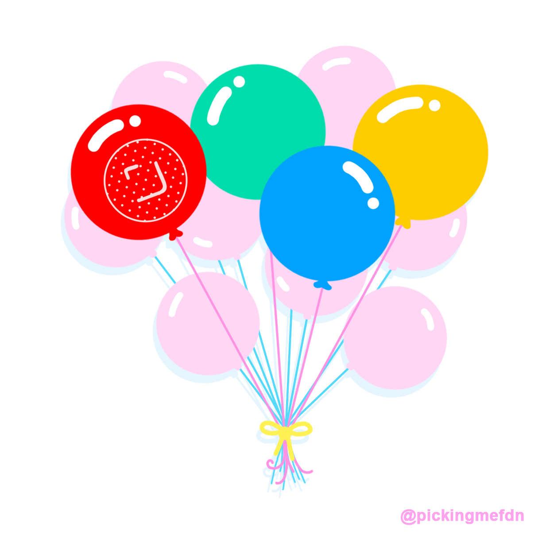 #PickingMe's Birthday