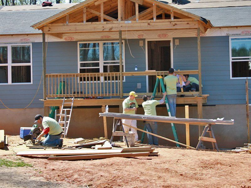 Habitat for Humanity restores century-old home in Greene County