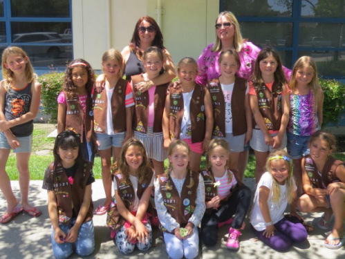 Girls Scouts Troop #30521