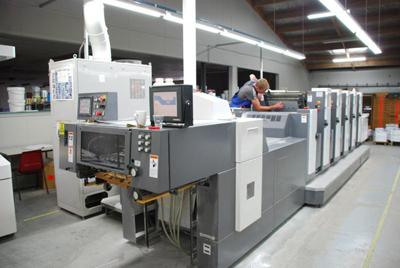 Shin printing press