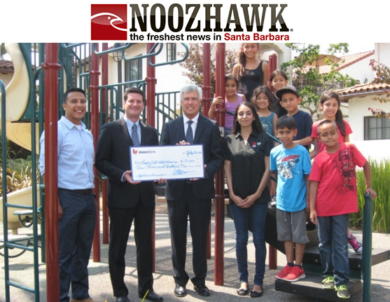 Union Bank Gives $10,000 to Peoples' Self-Help Housing - Noozhawk