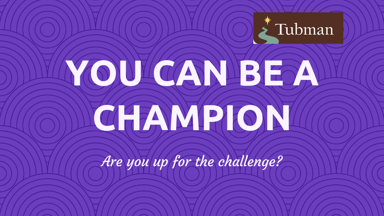 Join us for the Purple Purse Challenge this October