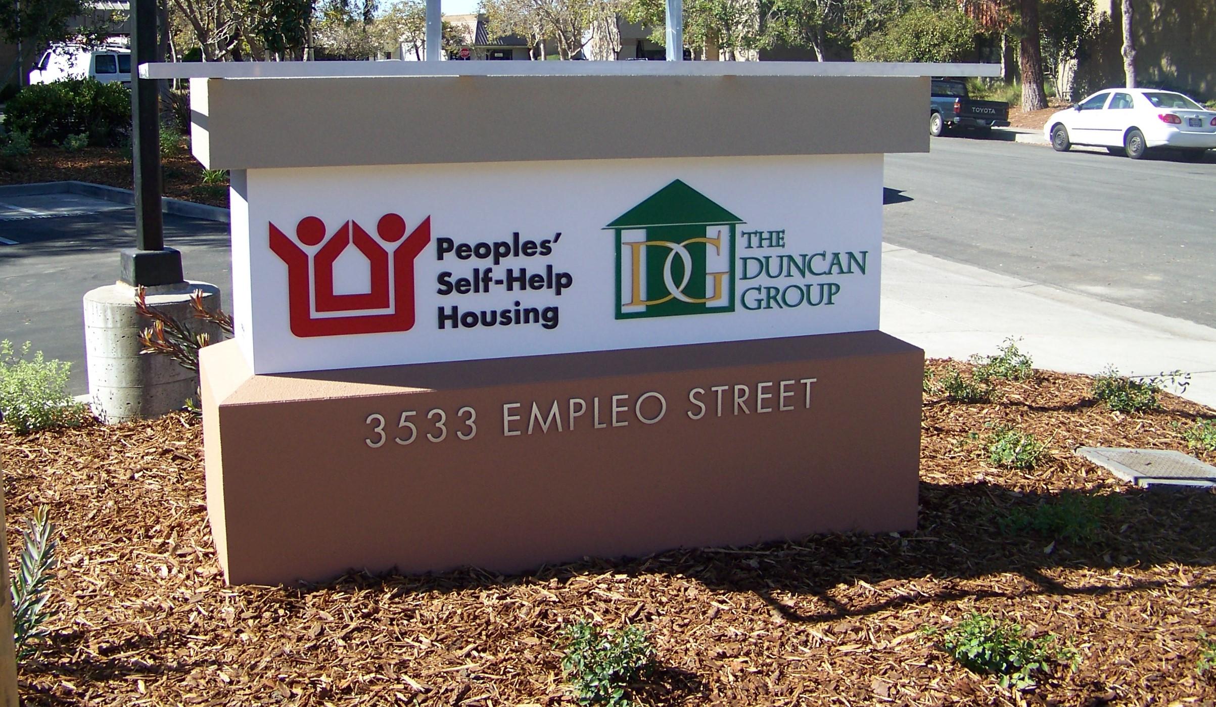 Peoples' corporate office in San Luis Obispo, California