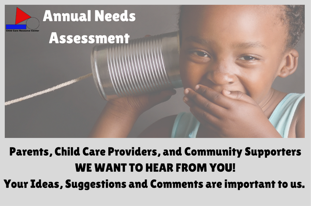 Needs assessment 2017