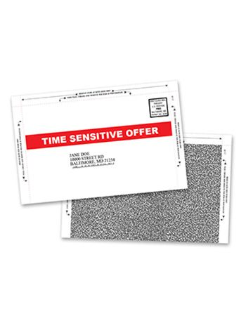Pressure Seal Mailers