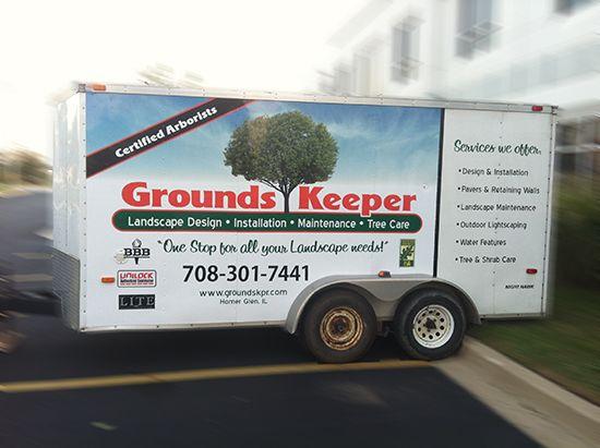 Groundskeeper Trailer