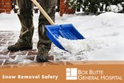 Snow Removal Safety