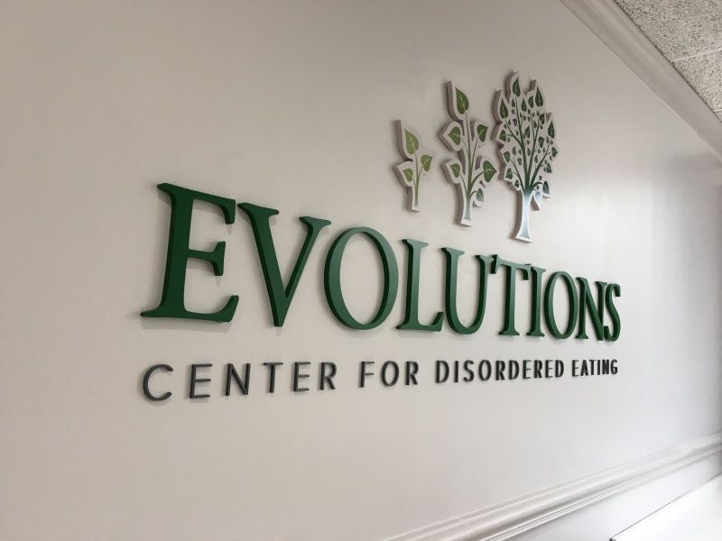 Acrylic Lobby Signs - Sign Partners Boca Raton