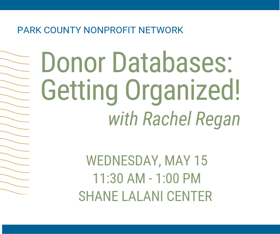 May Nonprofit Network