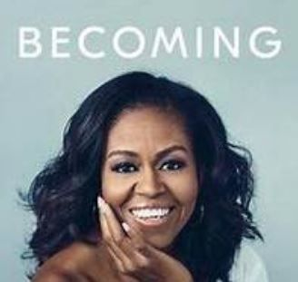 February Book Club - Becoming by Michelle Obama