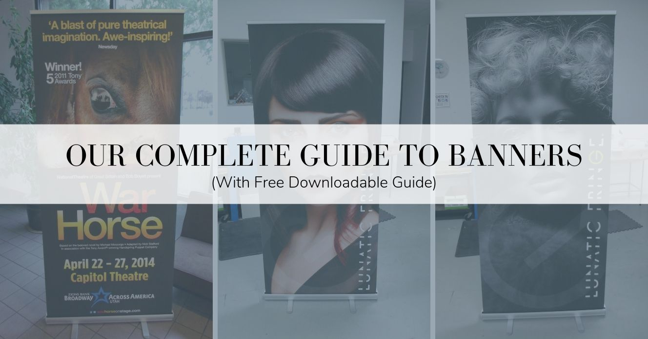 Our Complete Guide to Banners (With Free Downloadable Guide)