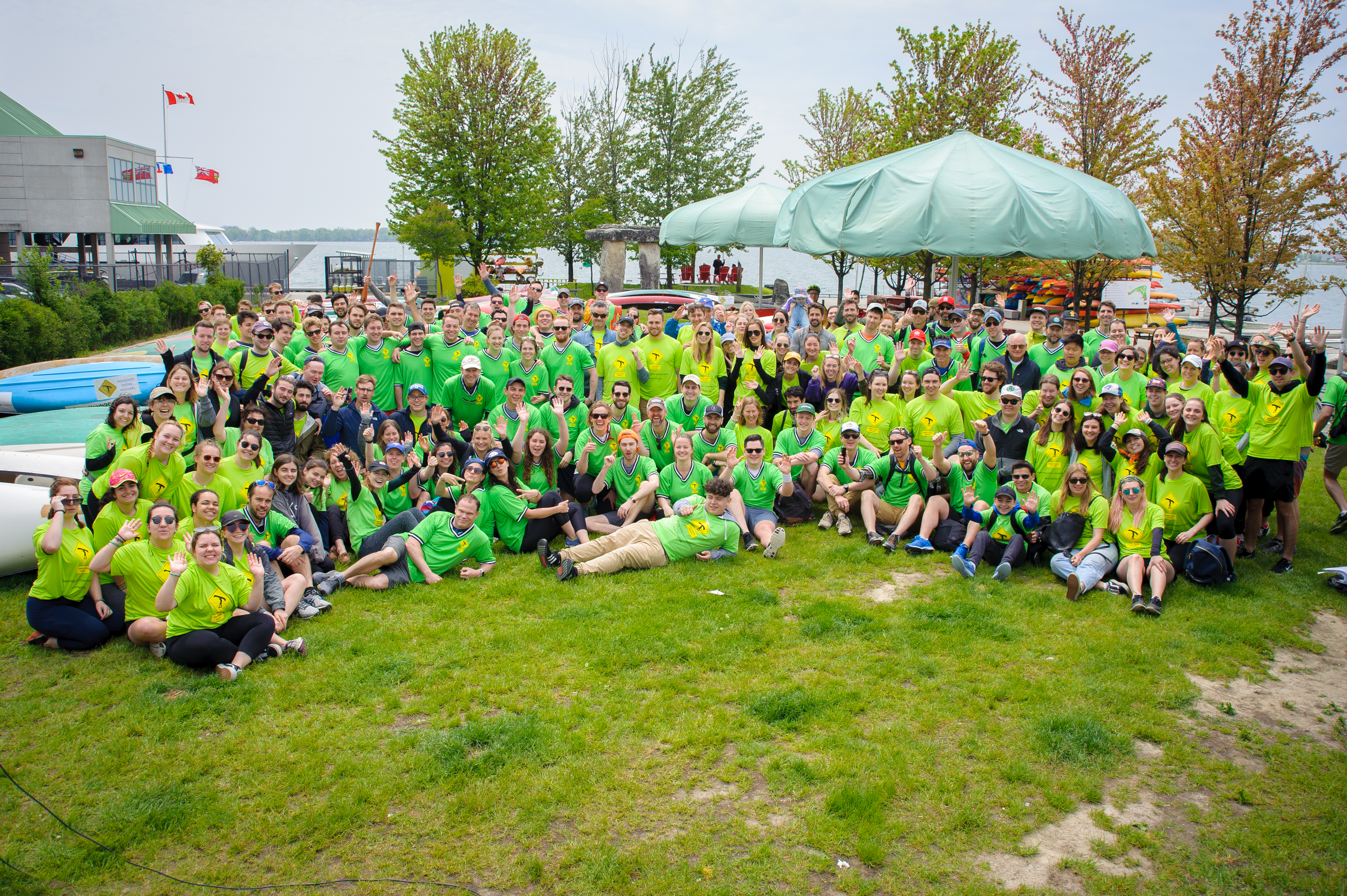 Canoe Heads for Kids 2019 surpasses $250,000 raised in support of Amici campers!