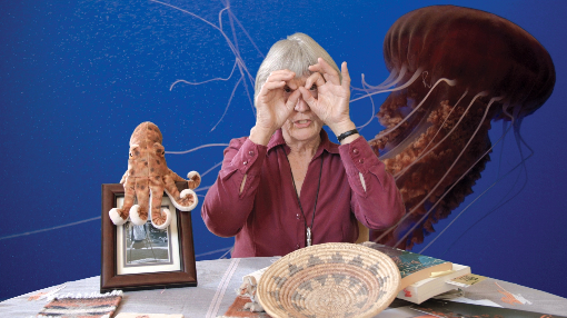 SCREENING AND DISCUSSION: Donna Haraway: Story Telling for Earthly Survival