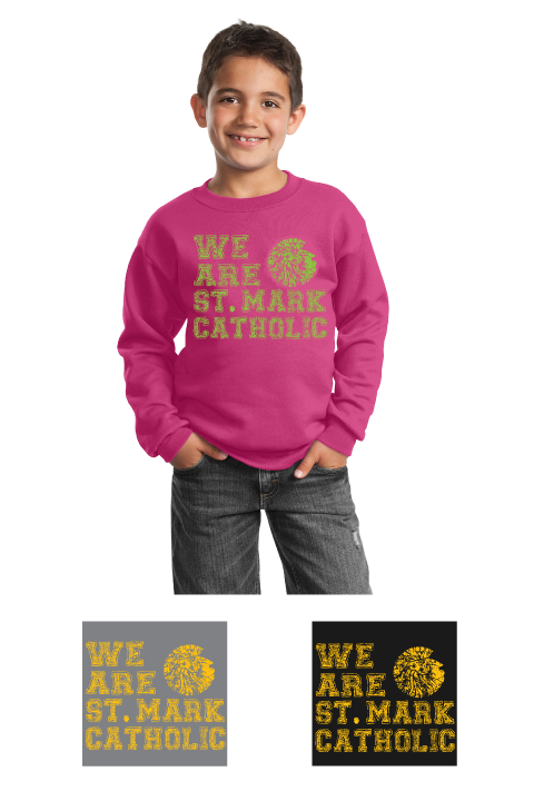 We Are St. Mark Shirt - Crewneck Sweatshirt