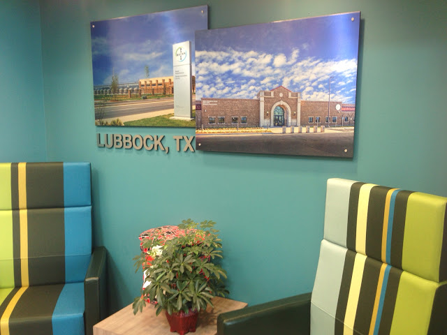 Wall Graphics Lubbock, TX - Elite Sign & Design