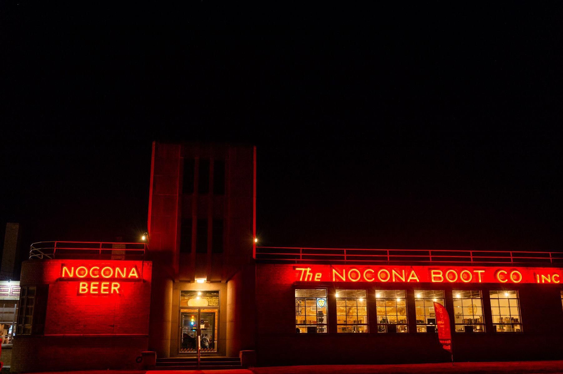 Nocona Brewery