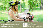 Bicycle/Skateboard Helmet Safety