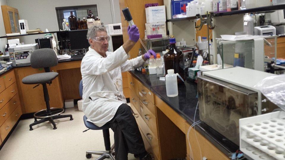 Dr. Larry Morris