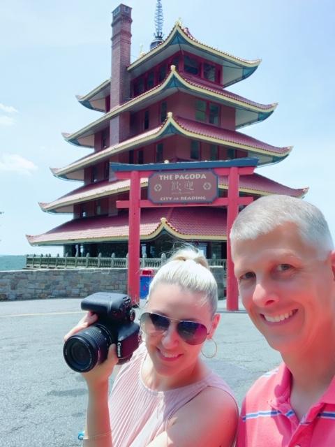 At the Pagoda