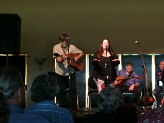 Above the Bridge Music in the Round 2016