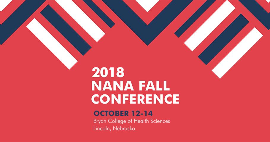 2018 NANA Fall Conference