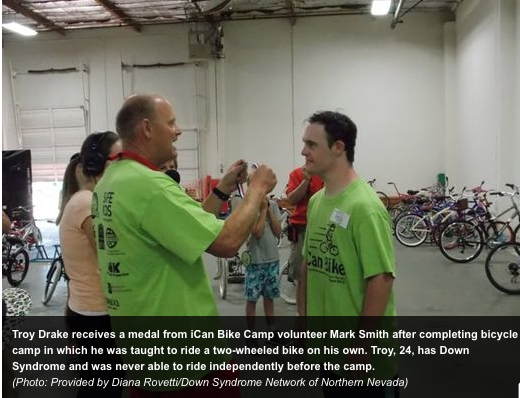 Drake Family Interview: iCan Bike Camp