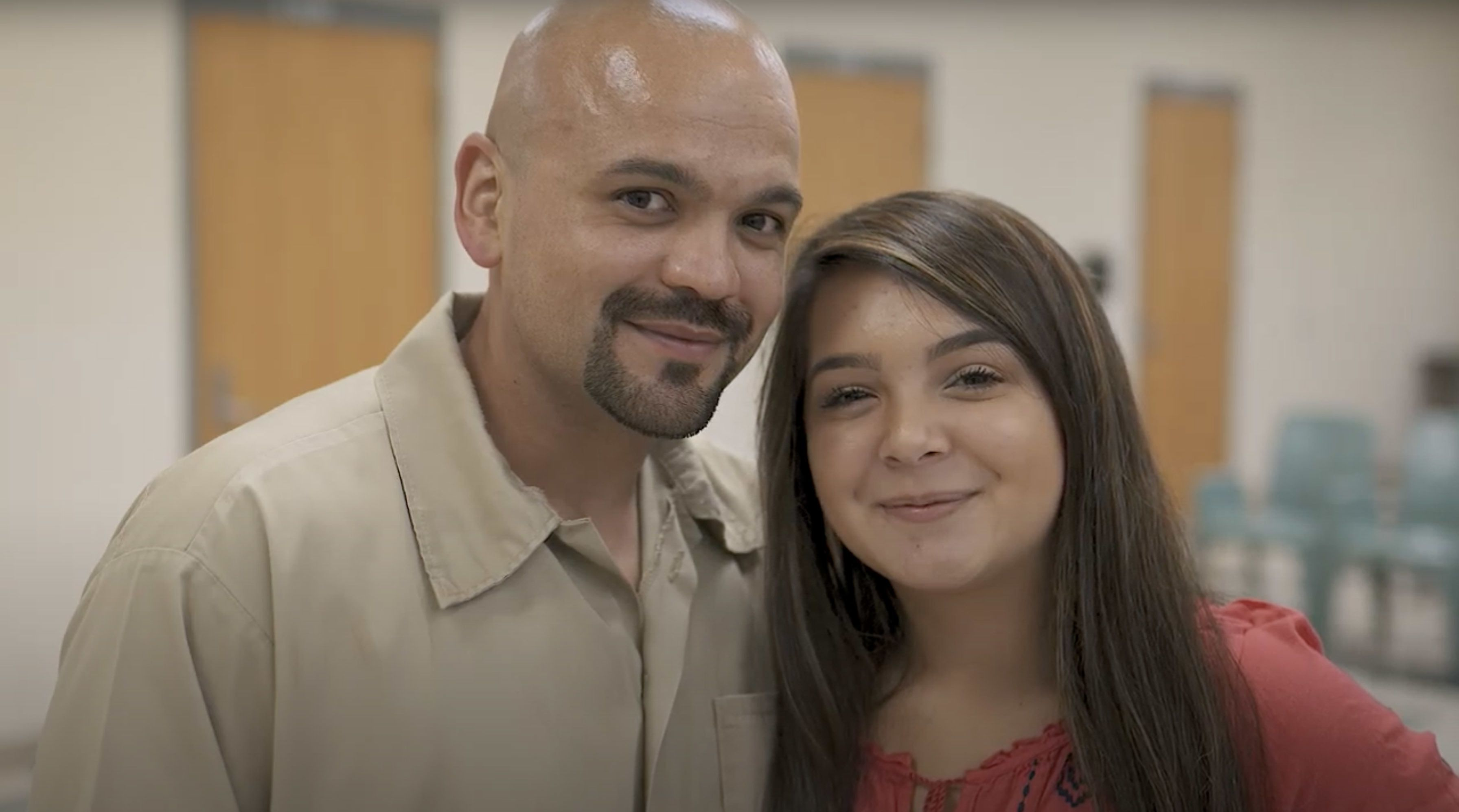 Hope Restored for Father & Daughter