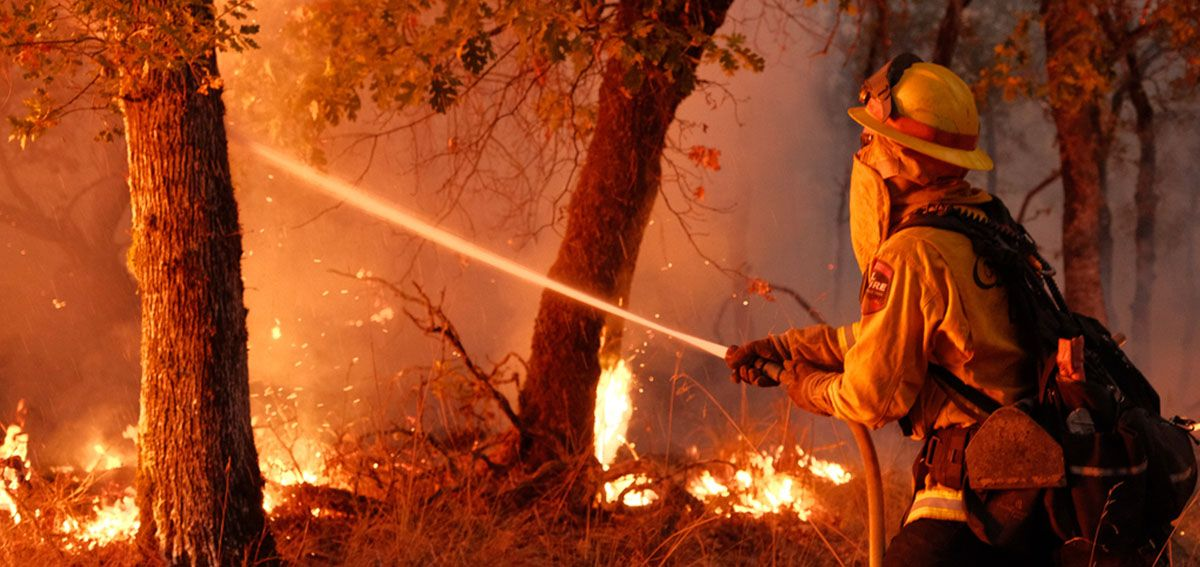 California Wildfires Add Toxic Threat to Pandemic Crisis