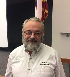 Meet OFSWCD President Harold Neuenschwander