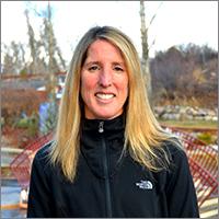 Marietta Roberts, Fitness Director