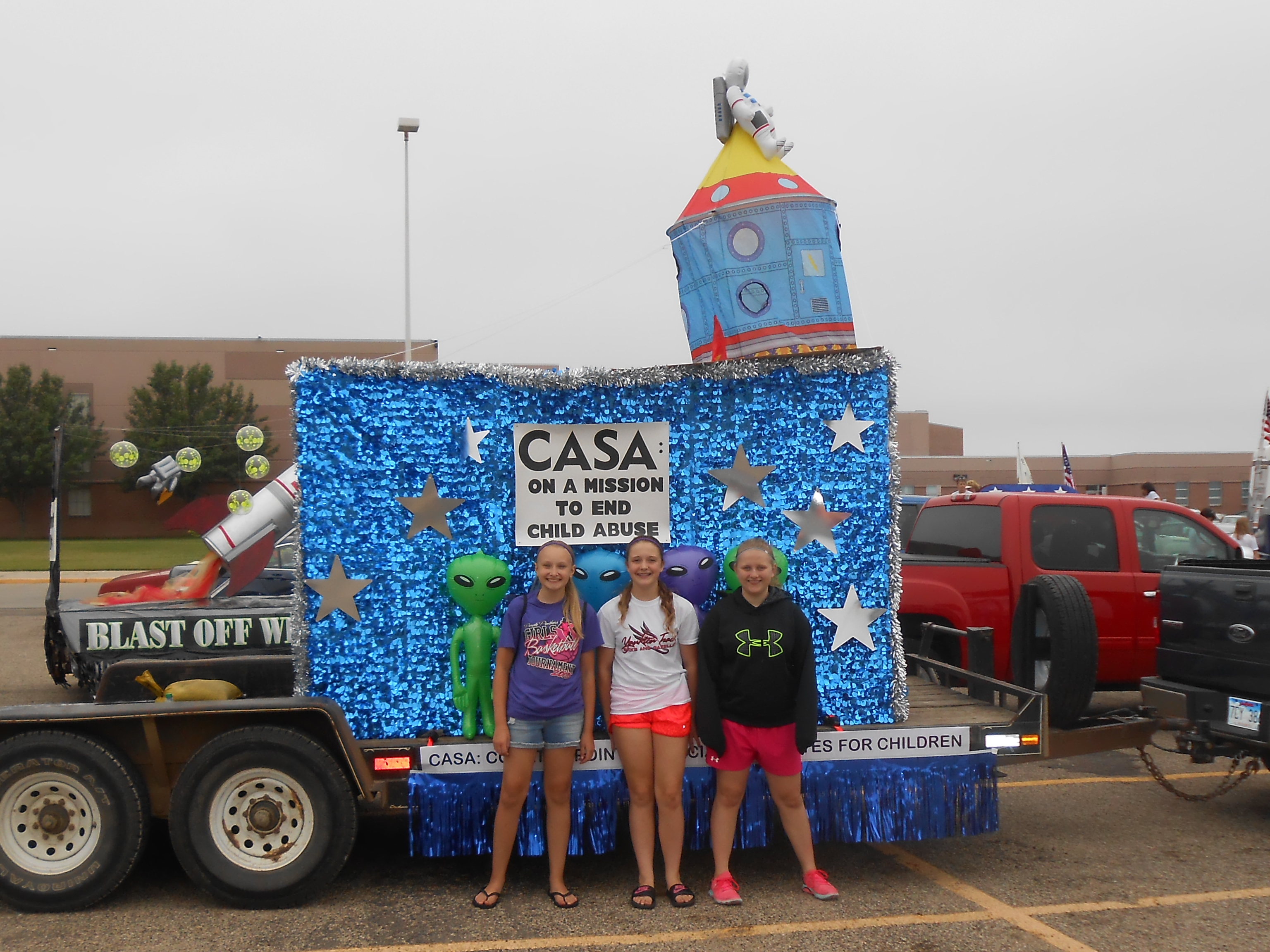 Riverboat Days Parade 2014