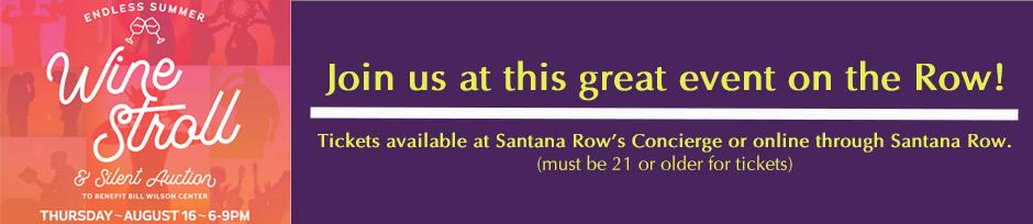 2018 Santana Row Wine Stroll purple