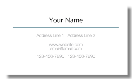 Model #046: Kwik Kopy Design and Print Centre Halifax Business Cards