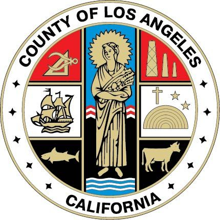X33361 - Seal of Los Angeles County, California