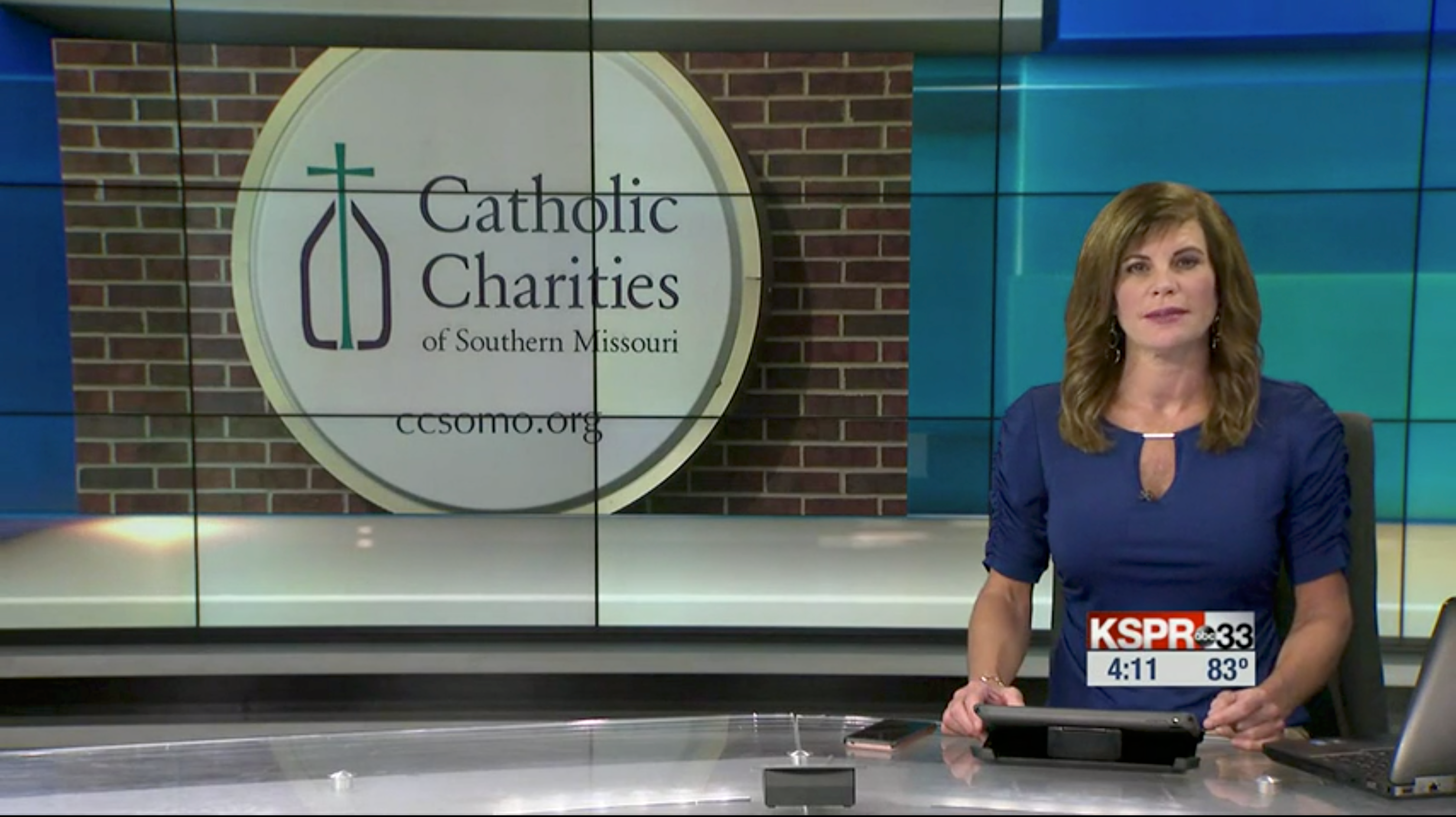 IN THE NEWS - Catholic Charities of Southern Missouri reports increase in need for those needing assistance in Springfield