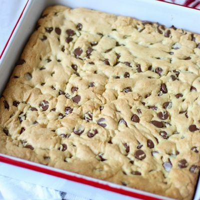 Lazy Cookie Bars
