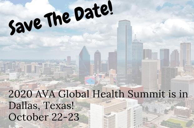 Global Health Summit in Dallas, Texas on     October 22-23